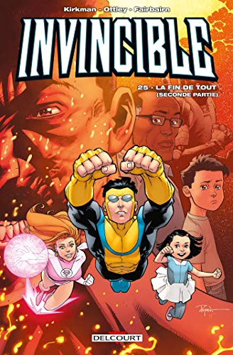 Invincible Tome 25